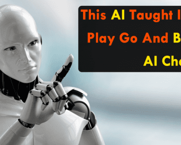 This AI Taught Itself To Play Go And Beat The AI Champion