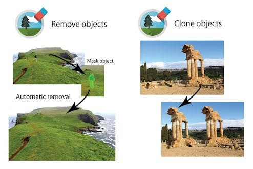free app to remove unwanted objects from photo