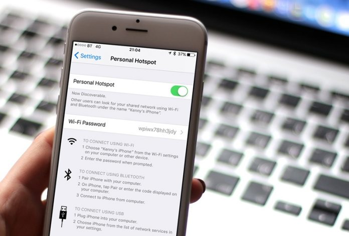 How to Troubleshoot Your iPhone's Wifi Hotspot