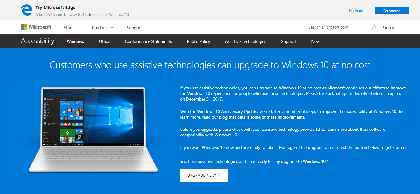 Windows 10 - Free Windows 10 Upgrade Offer Is Ending Soon