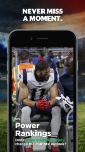 YahooSportsiOS 1 169x300 - 10 Best iOS Apps For Sports Fanatics