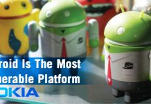 Nokia: Android Is The Most Vulnerable Platform