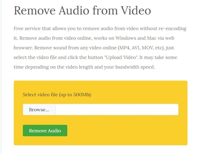 How To Remove Audio From Video On Any Device In 2020