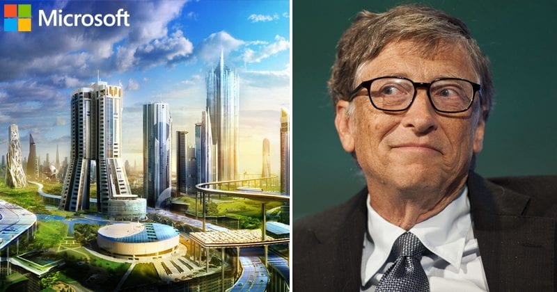 Bill Gates Is Building His Own Futuristic Smart City