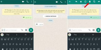 Here's How WhatsApp's Deleted Messages Can Still Be Read