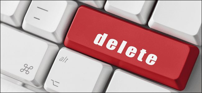 Delete The Accounts That You No Longer Use
