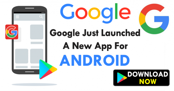 Google Just Launched An Awesome New App For Android