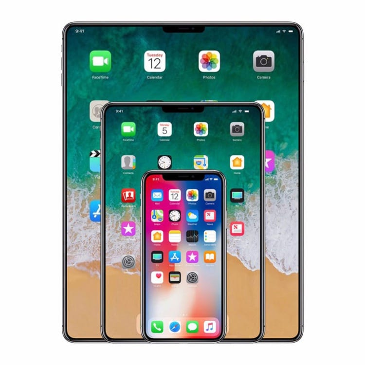 IMG 3 3 - Apple To Launch Bezel-less iPad With No Home Button, iPhone X Like FaceID