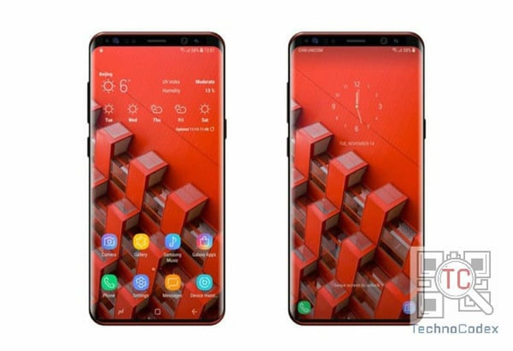 IMG 3 7 - OMG! Galaxy S9 To Have Unprecedented Screen-To-Body Ratio