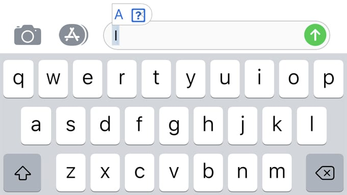 IMG 4 1 - This iOS 11 Bug Prevents iPhone Users From Typing The Word 'i'
