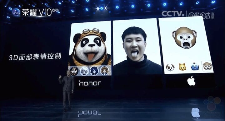 IMG 4 6 - Huawei Teases Advanced Facial Recognition Tech; Claims To Be 10 Times Better Than Apple Face ID