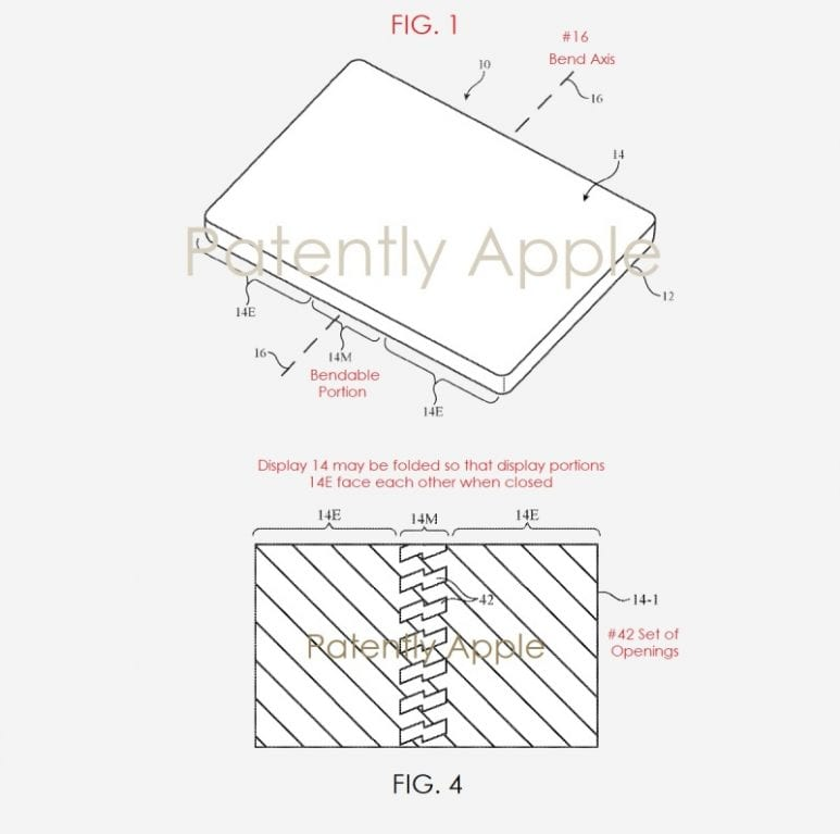 IMG 5 2 - Apple Files Patent For Foldable iPhone