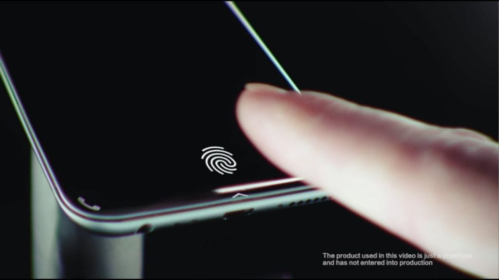IMG 6 1 1024x576 - Samsung Patents On-Screen Fingerprint Scanner Just In Time For Galaxy S9