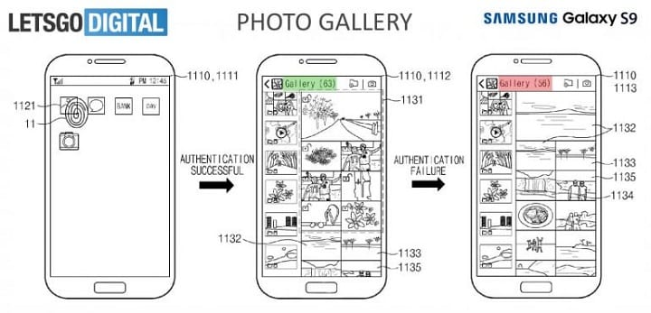 IMG 8 1 - Samsung Patents On-Screen Fingerprint Scanner Just In Time For Galaxy S9