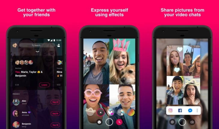 IMG FB - Facebook Just Launched A New Extraordinary Application