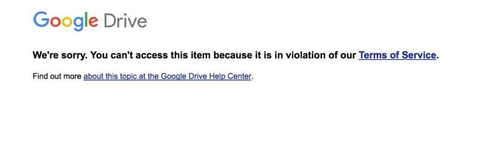 IMG Google 1024x314 - Beware! Google Locking People Out Of Their Google Docs