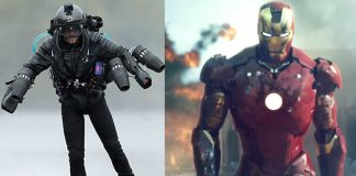 Real-Life Iron Man Enters The Guinness World Record Books