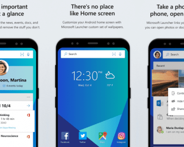 Microsoft Launcher For Android To Get Extraordinary New Features