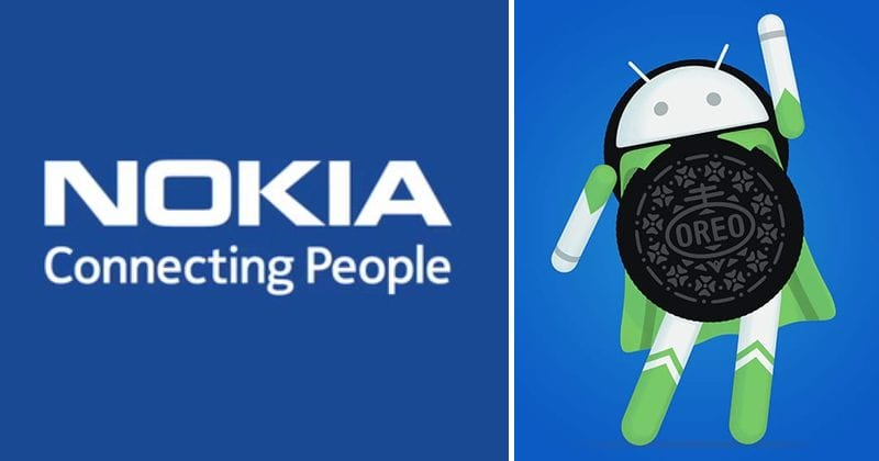 Nokia 8 Starts Receiving Android Oreo, Nokia 6 & 5 To Get The Update Soon