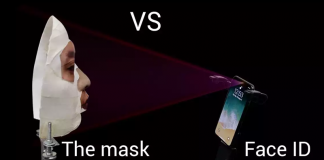 OMG! Mask Fools Apple iPhone X's Face ID