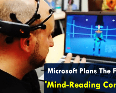 OMG! Microsoft Plans The Future Of 'Mind-Reading Computers'