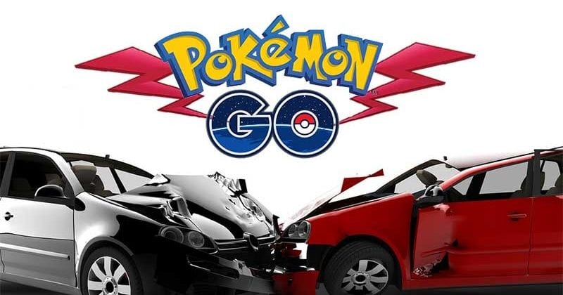 OMG! Pokemon GO Has Caused More Than 100,000 Traffic Accidents