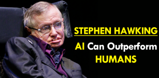 OMG! Stephen Hawking Says AI Can Outperform Humans
