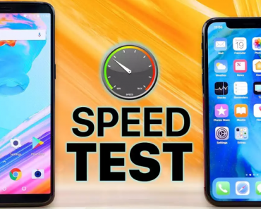 OMG! This New Android Smartphone Crushes The iPhone X In Speed Test
