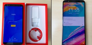 OnePlus 5T Design And Full Specifications Leaked!