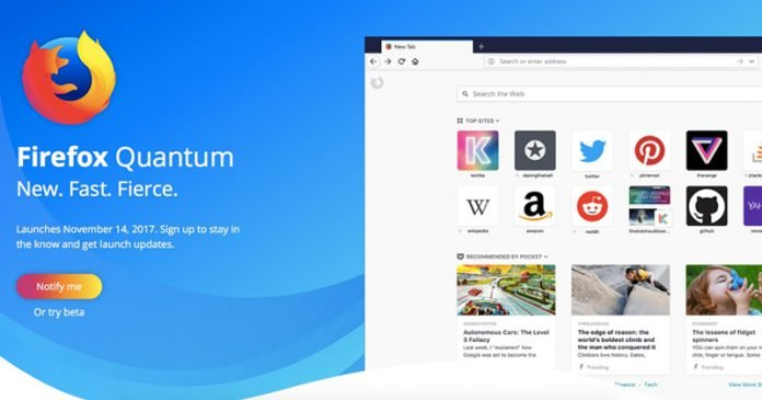 Firefox Quantum 57 Is Here To Kill Google Chrome