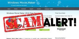 "Uninstall Fake ""Windows Movie Maker"" Right Now, Third Biggest Threat Spotted By ESET"