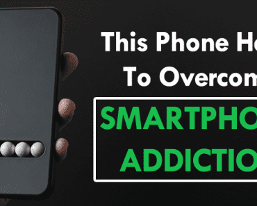 This Phone Helps To Overcome Smartphone Addiction