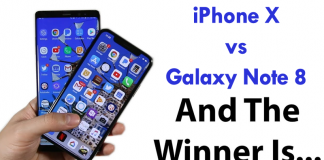 This iPhone X vs. Galaxy Note 8 Speed Test Is A Little Embarrassing For Apple