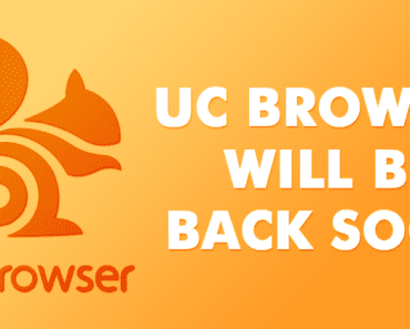 UC Browser Clears the Confusion About Being Removed From Google Play Store