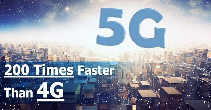 5G Is Coming! First 5G Spec Has Been Finalized