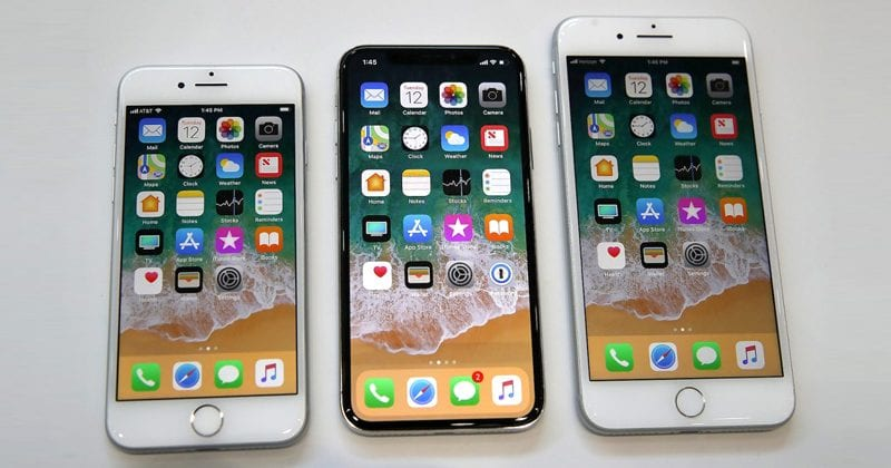 Apple's iPhone X Can't Beat The Older iPhone 6 & 6 Plus