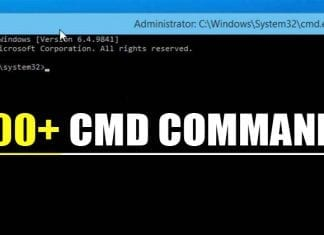 Here's The List of All 200+ CMD Commands For Your Windows