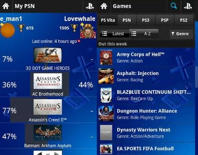Download Games to PS4 from Your Phone or PC
