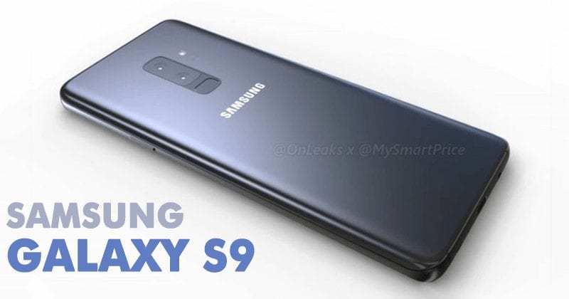 [Exclusive] Samsung Galaxy S9 Renders And 360-Degree Video