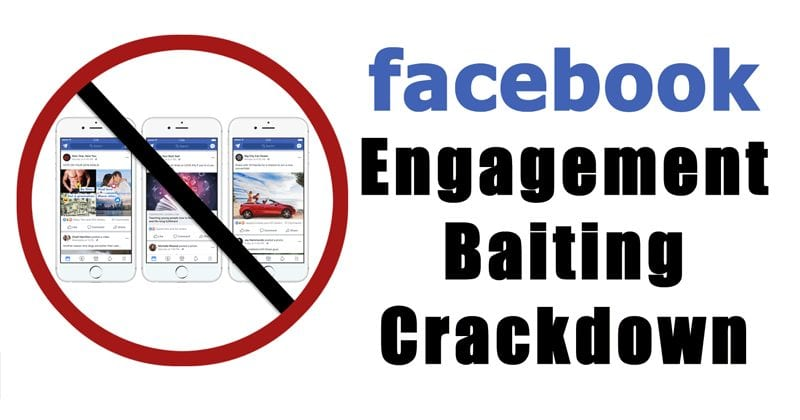 Facebook Demotes Posts With Engagement Bait On News Feed