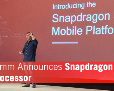 Finally! Qualcomm Announces The Snapdragon 845 Processor