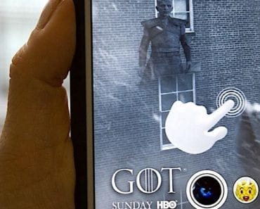 How to Get Game of Thrones Snapchat filter in Android