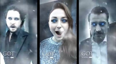 Game of Thrones Snapchat filter in Android