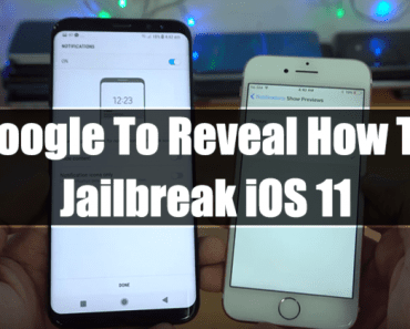 Google To Reveal How To Jailbreak iOS 11