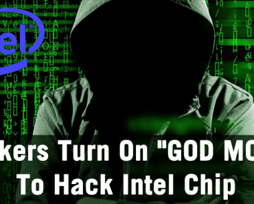 Hackers Turn On 'GOD MODE' To Hack Intel ME Chip