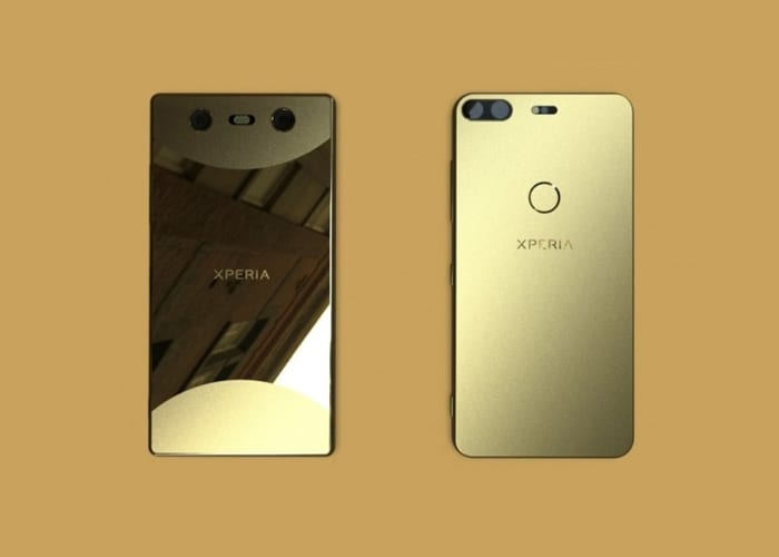 IMG 1 5 - This May Be Our First Look At The New Sony Xperia Phone Design