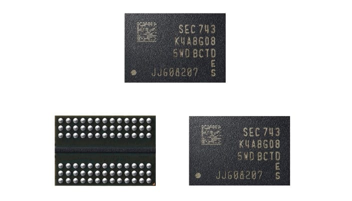 IMG 2 12 - Samsung Unveils 'World's Smallest' DRAM Chip