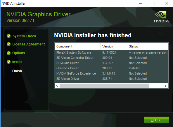 IMG 2 5 - Nvidia Ends Driver Support For 32-Bit Operating Systems
