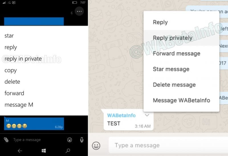 IMG 3 5 - WhatsApp Is Testing An Awesome Feature For Group Chats