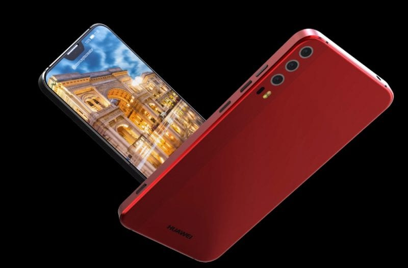 IMG 3 9 - Huawei P11 X Concept Shows Triple Camera & iPhone Like Notch